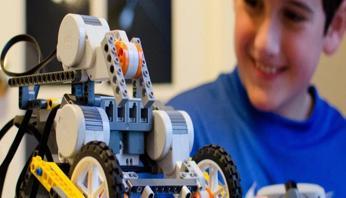 robotic classes for kids in Australia