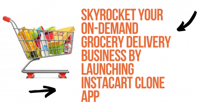 Skyrocket Your On-demand Grocery Delivery Business by Launching Instacart Clone App
